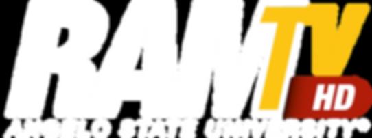 RamTV logo WHITE