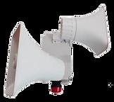 Alarma vecinal megáfono