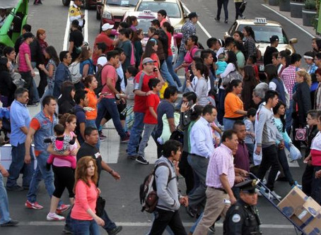 En 2018, se denunció cada 60 minutos un asalto a transeúnte y a casa habitación en Ciudad de México