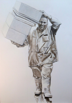 Carrying Boxes Billingsgate