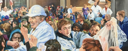 Detail of Smithfield Auction Picture