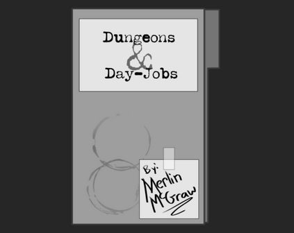 Dungeons & Day-Jobs Cover