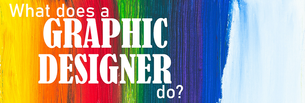 What Does A Graphic Designer Do?