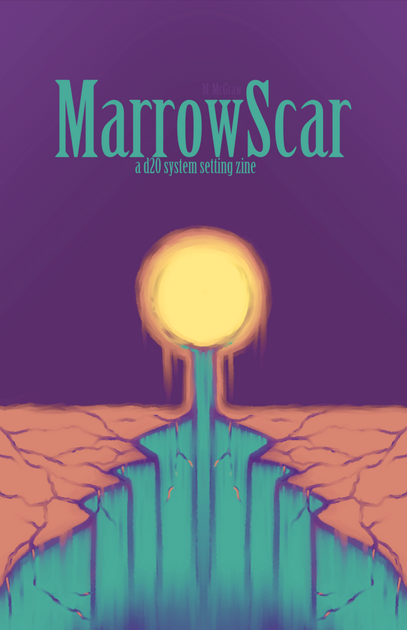MarrowScar Cover