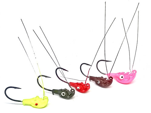 The Original Shrimposter Heads