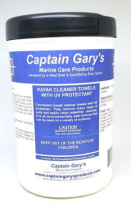 Kayak Cleaner with U.V. Protection