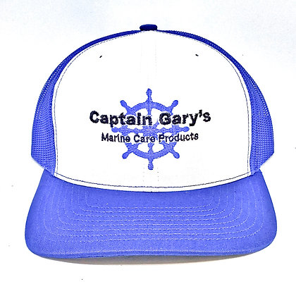 Captain Gary's Marine Care Products Hat