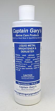 Liquid Metal Brightener & Deruster 16 oz.