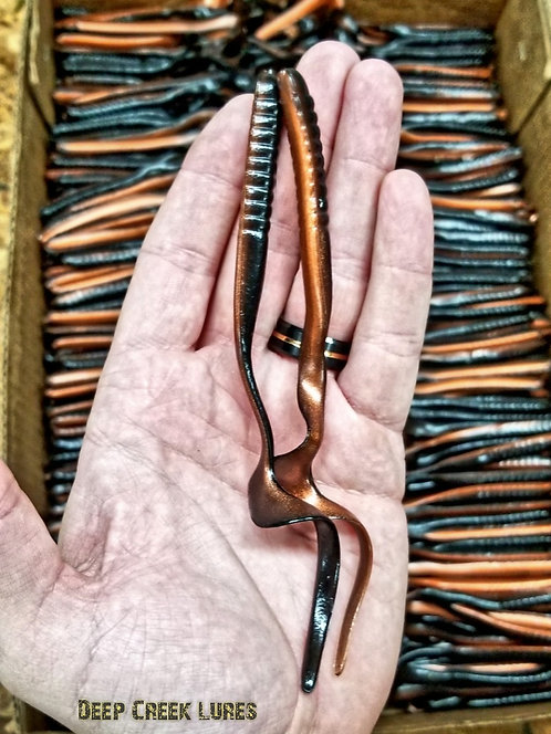 Black/Copper