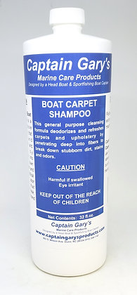 Boat Carpet Shampoo 32 oz.