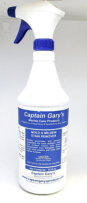 Mold & Mildew Stain Remover 32 oz.