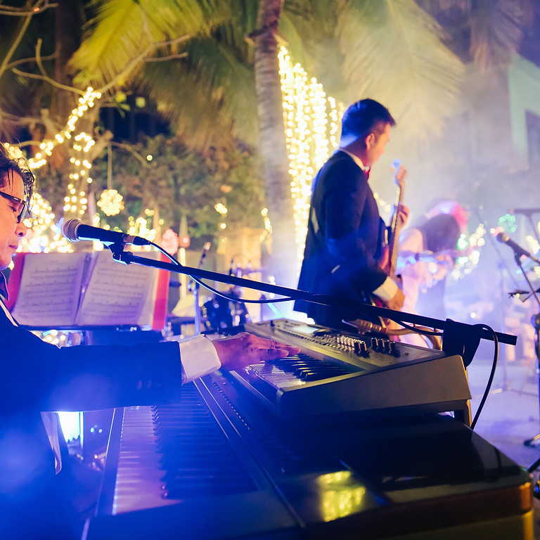2020 New Year's Eve Countdown Party @ Shangri-La Chiang Mai