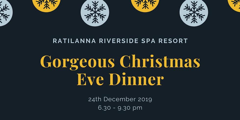 Christmas Eve Dinner at RatiLanna