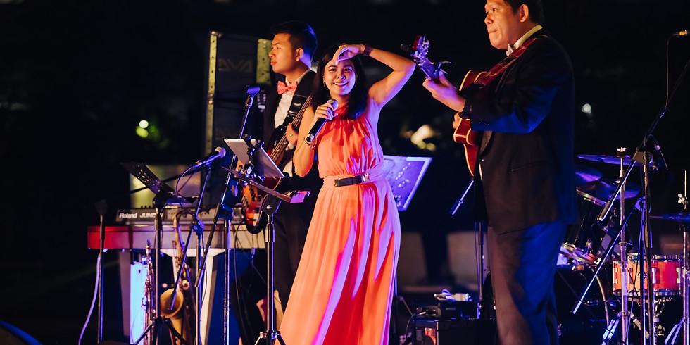 Pop Jazz live trio Anna & Hasha