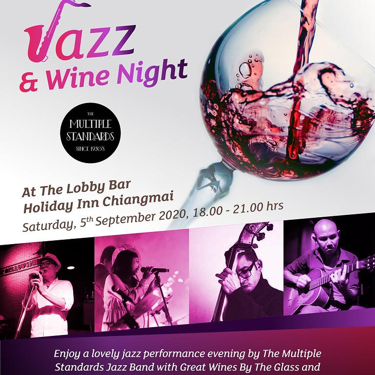 Jazz and Wine night