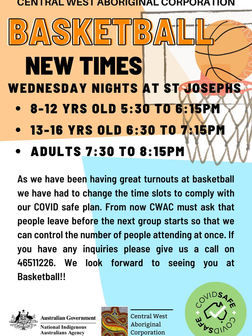 Weekly Basketball
