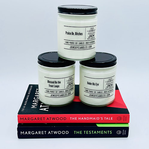 Handmaid's Tale Inspired Scents - Classic Collection