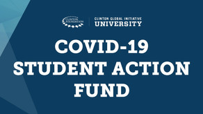 The Clinton Global Initiative University (CGI U) COVID-19 Student Action Fund