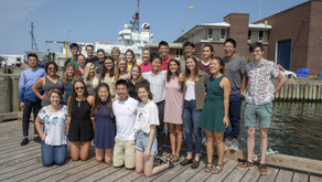 Woods Hole Oceanographic Institution Summer Student Fellowship program in the US.