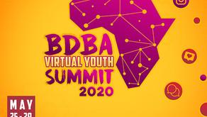 The Breaking Down Borders Africa (BDBA) Virtual Youth Summit 2020