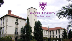 Rhodes University Postdoctoral Research Fellowships 2022