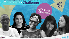 UNICEF #ReimagineYourFuture Youths challenge