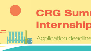 CRG International Summer Internship Programme in Spain (Partially-Funded)