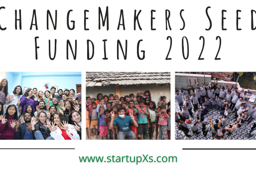 ChangeMakers Seed Funding 2022 ( $1000 in seed funding)
