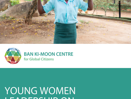 YOUNG WOMEN LEADERSHIP ON CLIMATE ADAPTATION - The Online Executive Training