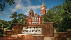 Postdoctoral Teaching Fellowship at Auburn University 2021-22