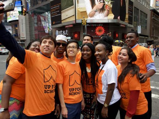 Theirworld's Global Youth Ambassador programme