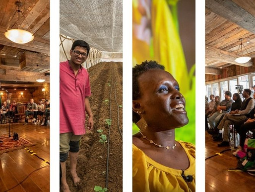 New Voices Fellowship at Aspen Institute (Funded)