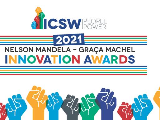 2021 CIVICUS Nelson Mandela-Graça Machel Innovation Awards