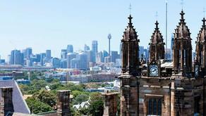 Faculty of Science Dean's International Postgraduate Research  Scholarship in Australia.