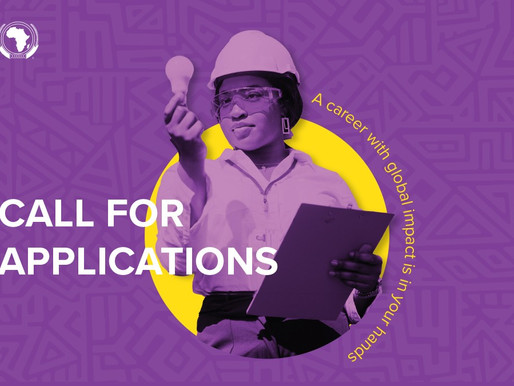 Call for Applications: 2nd Cohort of the African Young Women Leaders (AfYWL) Fellowship Programme