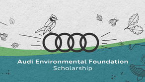 Audi Environmental Foundation Scholarship 2020 | One Young World