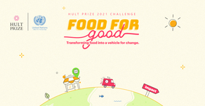 2021 Hult Prize Challenge – Transforming Food Into a Vehicle for Change