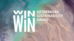 Win Win Gothenburg Sustainability Youth Award 2020 (Fully Funded)