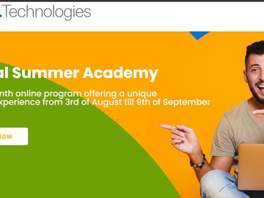 Dell Technologies Virtual Summer Academy