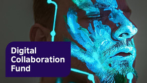 Apply now for a grant of up to £50k from the Digital Collaboration Fund