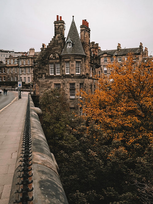 Edinburgh Dean Bridge