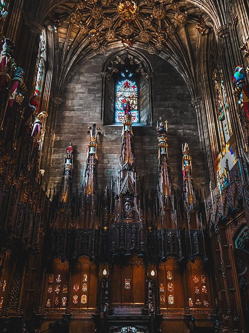 Edinburgh Thistle Chapel