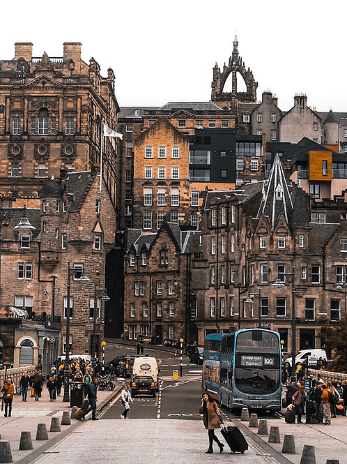 Waverley Bridge