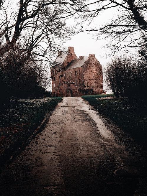Lallybroch - Midhope Castle