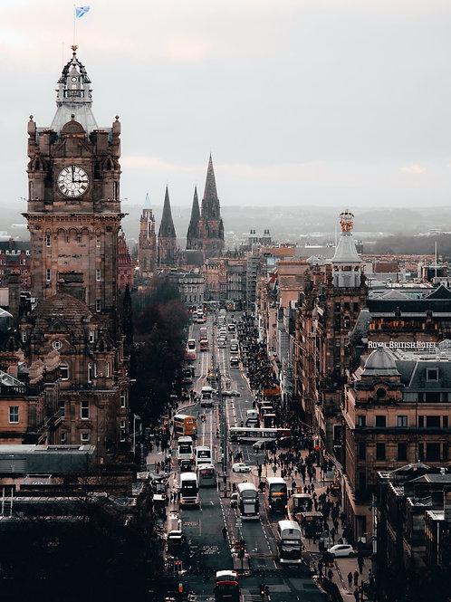 Edinburgh 2021