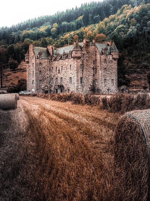Castle Menzies 1502