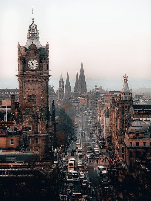 Timeless Edinburgh