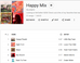 """Pursue Happy"" Playlist"