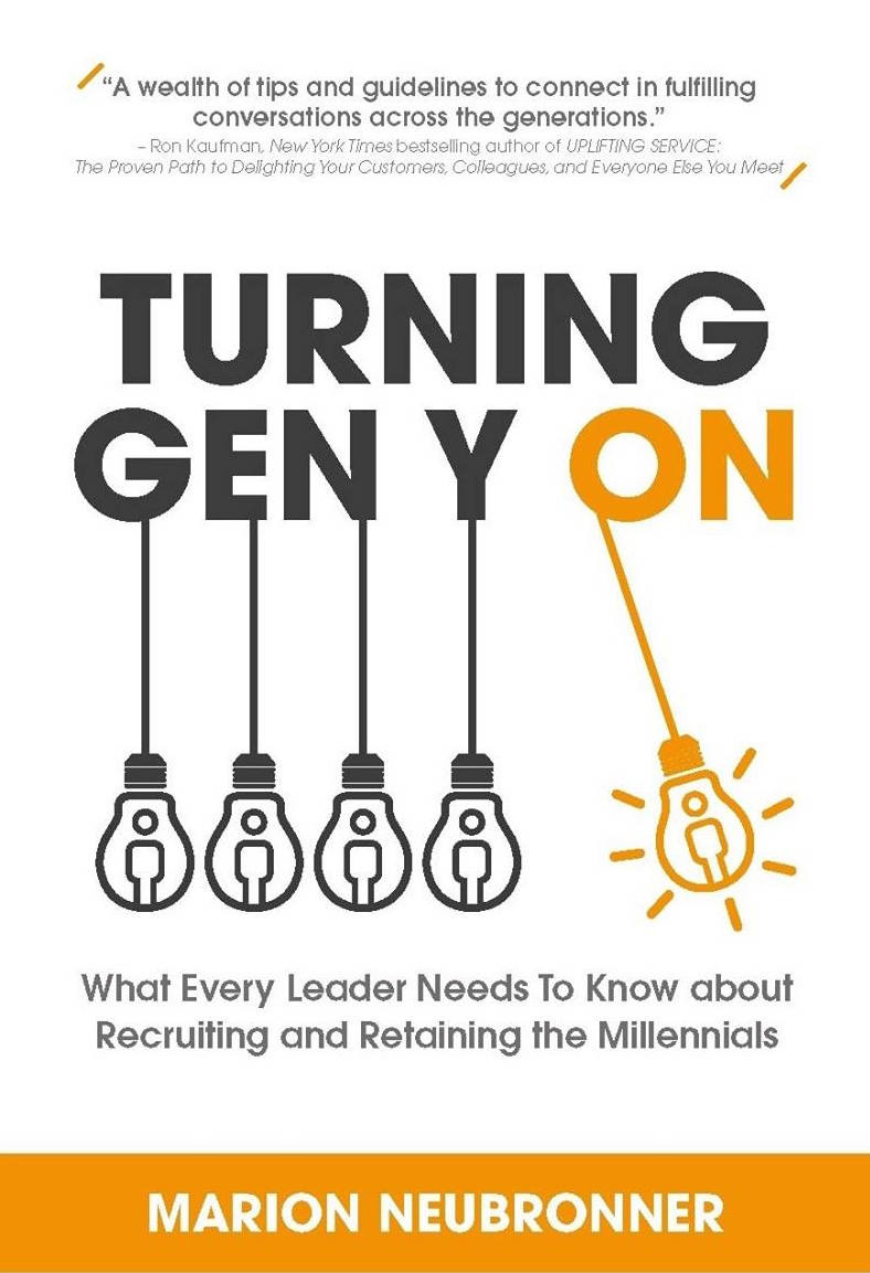 Turning Gen Y On book