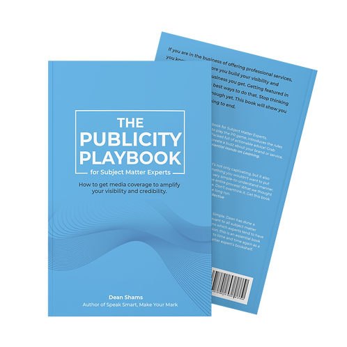 The Publicity Playbook MOBI format